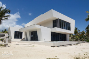 Concrete Shell Home Construction